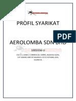 n8503 Profil Syarikat Aerolomba Sdn Bhd