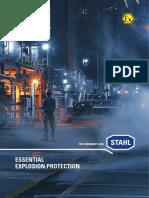 Ex Essential Explosion Protection Rstahl b En