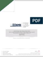 Algunos Conceptos de La Econometría Espacial y El Análisis Exploratorio de Datos Espaciales - Acevedo 2008