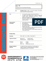 Chemfloor Epoxy - FG
