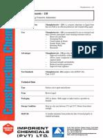 Chemplastocrete - 110