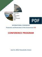 PRE XIV Conference Program v1