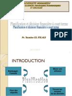 Planification Et Décisions Financières à CT (2)