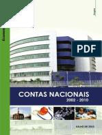 Contas Nacionais de Angola 2018