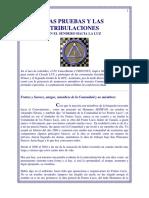 Fiducius Las Pruebas y Las Tribulaciones en El Sendero Hacia La Luz