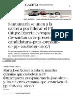 La Gaceta _ La Información Alternativa