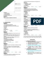Examen Filosofía Antigua1. Unamba 9 de Diciembre 2014 II