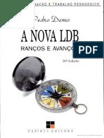 Pedro Demo - A Nova LDB Ranços e Avanços(Incompleto)