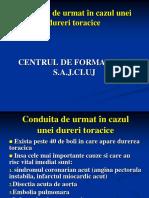 5.-DUREREA TORACICA