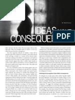HADDAD. Ideas Have Consequences