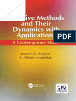 Iterative Methods and Their Dynamics With Applications a Contemporary Study