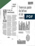 nouveau guide de beton