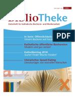 BiblioTheke 1 2018 KoeB in Facebook