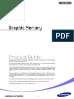 Samsung K4G10325FE HC05 Datasheet