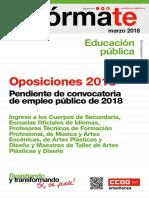 Guia_Oposiciones 2018 CCOO