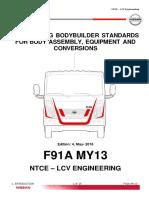 Fiat X19 X//19 Bertone Wiring Diagram Book Manual 1979-1981