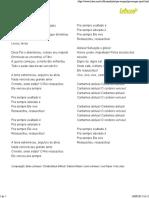 PRA SEMPRE - Fernandinho (Impressão)