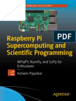 Raspberry Pi Supercomputing and Scientific Programming - MPI4PY, NumPy, and SciPy for Enthusiasts(1).pdf