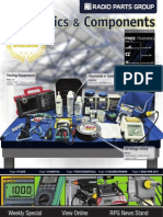 Issue 67 Radio Parts Group Newsletter - October 2010