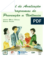 Manual Avaliacao Programas Violencia