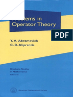 Abramovich Y.A., Aliprantis C.D. Problems in operator theory (AMS 2002)(ISBN 0821821474)(T)(402s).pdf