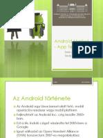 Android Market - App Fejlesztés