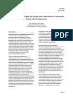 Adv Tech Design Fab Compos Components AB2025