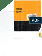 Manual Intretinere Renault Symbol
