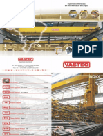 Catálogo Comercial Vastec