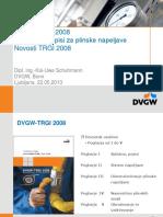 GIZ DZP_Strokovno Srecanje DVGW TRGI 2008_ LJ MONS_ 22 in 23 Maj 2013