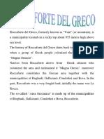 Our Local Heritage_Roccaforte Del Greco (RC, Italy)