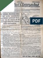 Cuvantul Argesului anul I, nr. 23-24, 25 iulie 1936