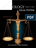 Wrightman's Psychology and Law