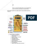 Ques es un polimetro, como funciona?