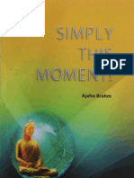 Ajahn Brahm Simply This Moment