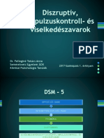 Felleginé Takács Anna Diszruptív Impulzuskontroll