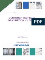 Customer Technical Description Hy.gen 50_L