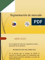 Segmentacion Marketing Mix