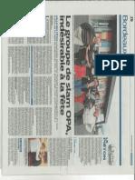 Article Sud Ouest Du 15 06 2018