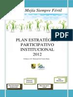 3 planificacion estrategica participativa institucional 2012.pdf