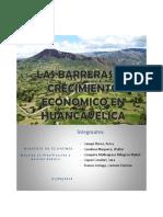 Perspectivas Del Desarrollo de Huancavelica