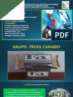 Frijol Canario- Exposicion Final