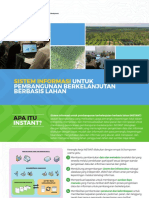 Sistem Informasi Untuk Pembangunan Berkelanjutan Berbasis Lahan