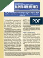 Aula 30   PBO Fonte de Informações Parte 1 - Boletim CEBRIM-CFF