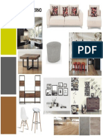 Moodboard Industrial Contemporaneo