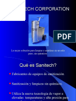 Sanitech Power Point 2015