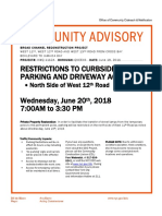June 20 Parking Advisory With Corrections (1)