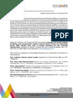 Instalacion Del Comite Colegiado de Revision Junio 2018 s062