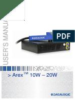 Arex 10W-20W User Manual
