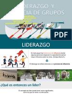 Liderazgo y Eficiencia de Grupos